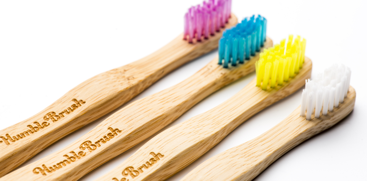 Humble Brush - die biologisch abbaubare Zahnbürste