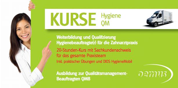 Hygienebeauftragte 2017 – jetzt anmelden
