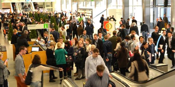Größte IDS aller Zeiten: Besucher-, Aussteller- und Flächenzuwachs