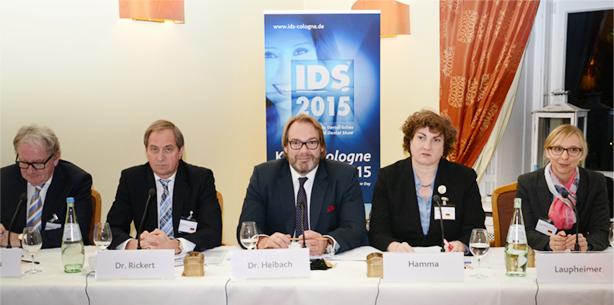 IDS 2015: Weltgrößte Branchenmesse übertrifft sich selbst
