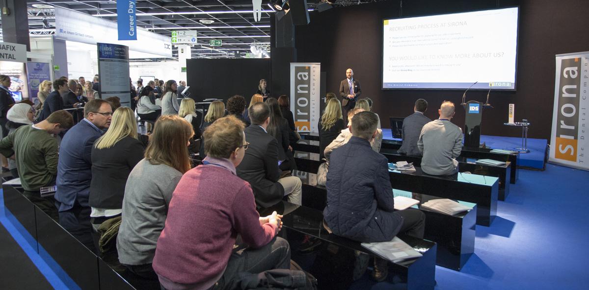 IDS 2017: Career Day findet erneut statt