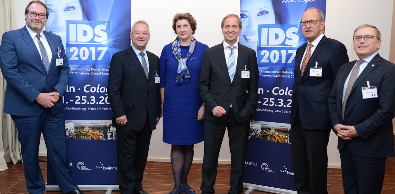 Fachpressekonferenz zur IDS 2017: Es wird globaler und digitaler