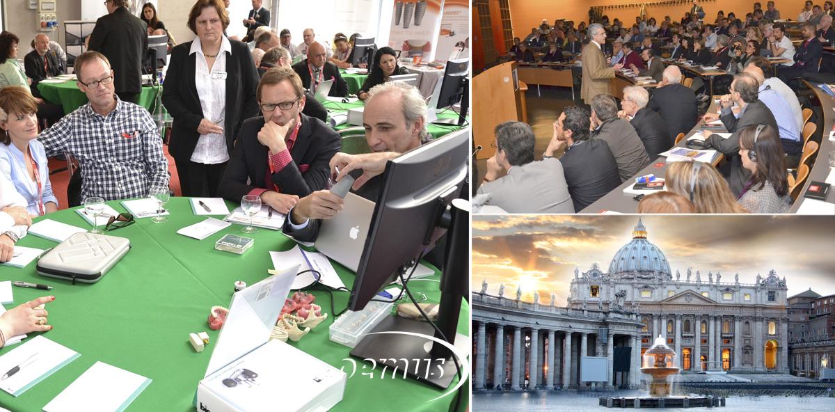 Implantologische Fortbildung mit italienischem Flair in Rom