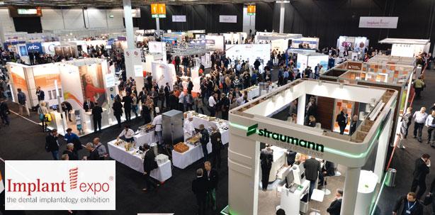 Implant expo® 2015 deutlich international aufgestellt