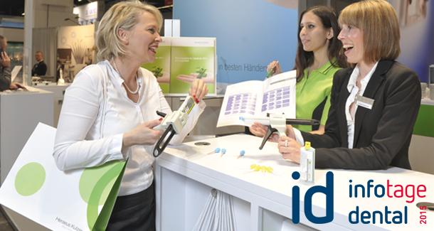 Aktuelle Innovationen der Dentalbranche locken heute wieder nach München.