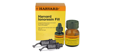 Harvard Ionoresin Fill