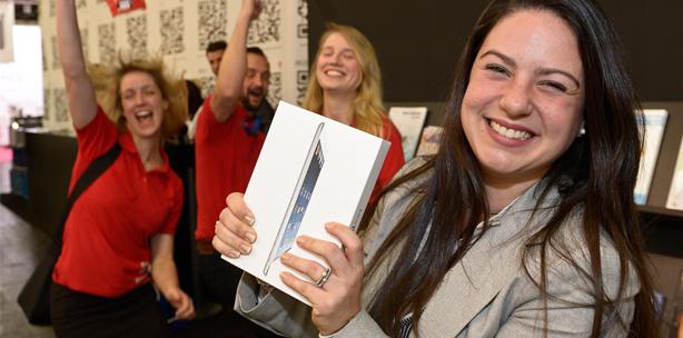 … und täglich grüßt ein iPad!