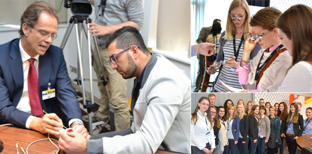 Implantologie-Event lockte viele junge Kollegen