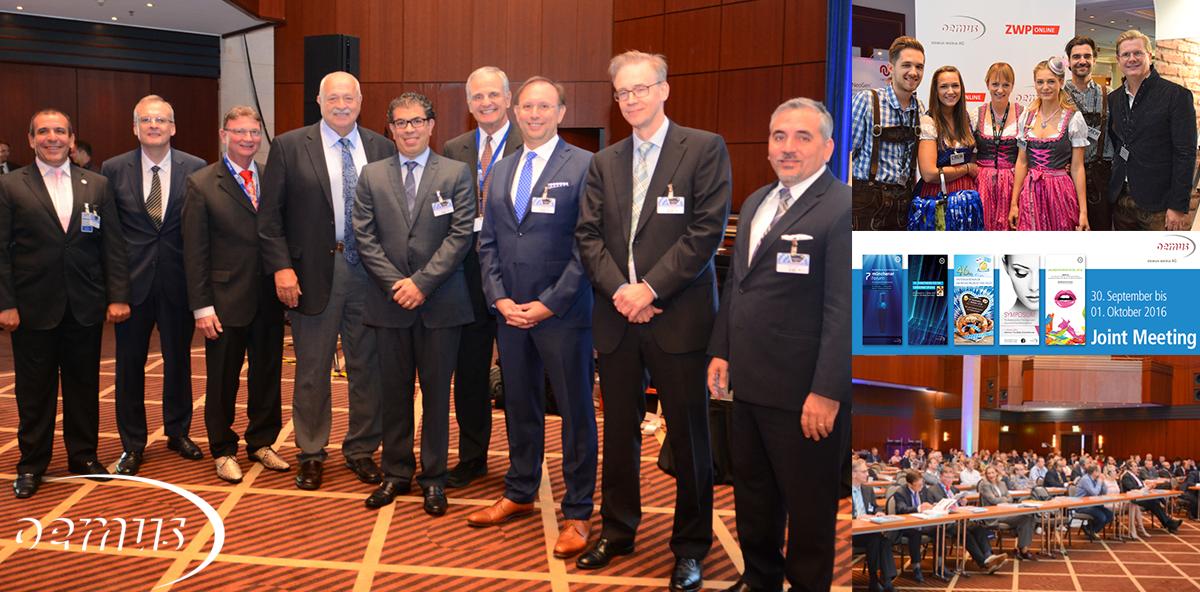 Joint Meeting in München gestartet