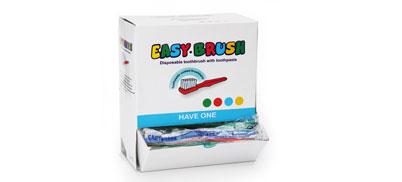 Easy-Brush-Einwegzahnbürsten
