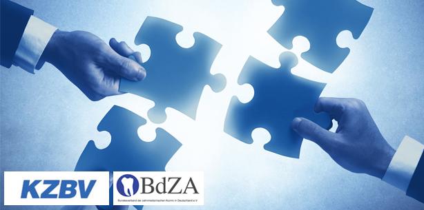 KZBV und BdZA schließen Kooperation