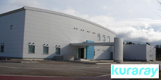 Neue Produktionsstätte von Kuraray Noritake Dental in Niigata