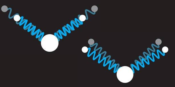 Die Wechselwirkung eines Er:YAG-Laserstrahls mit Wasser