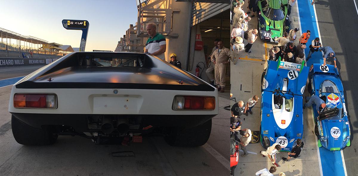 Le Mans Classic – The Leading Vintage Car Racing Event