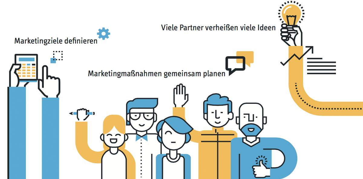 Gemeinsam zum Erfolg – Marketing bei Praxiskooperationen