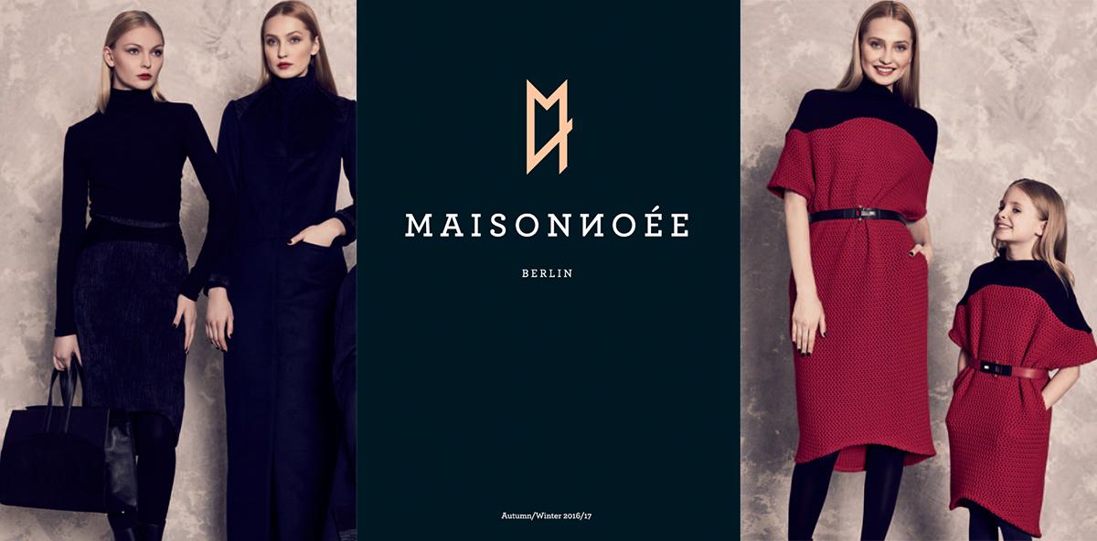 MAISONNOÉE: Mode auffällig unauffällig