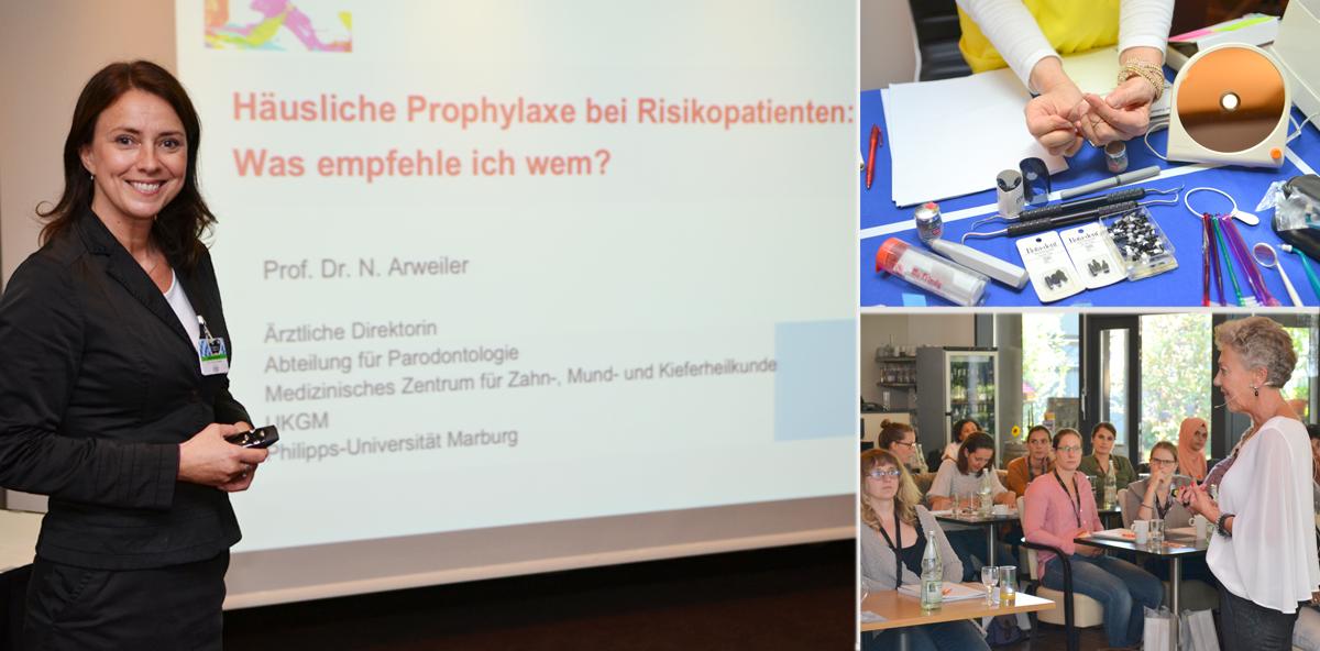 MUNDHYGIENETAG in München: Praxis-Update zur häuslichen Prophylaxe