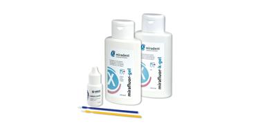 Mirafluorid und mirafluor®-gel