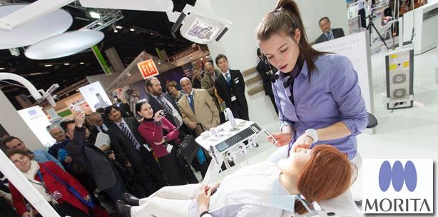 Moritas Messeaktivitäten auf der IDS 2013