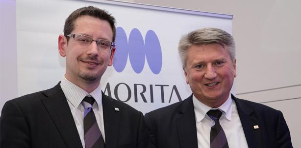 Morita präsentiert innovativen Er:YAG-Laser AdvErL Evo