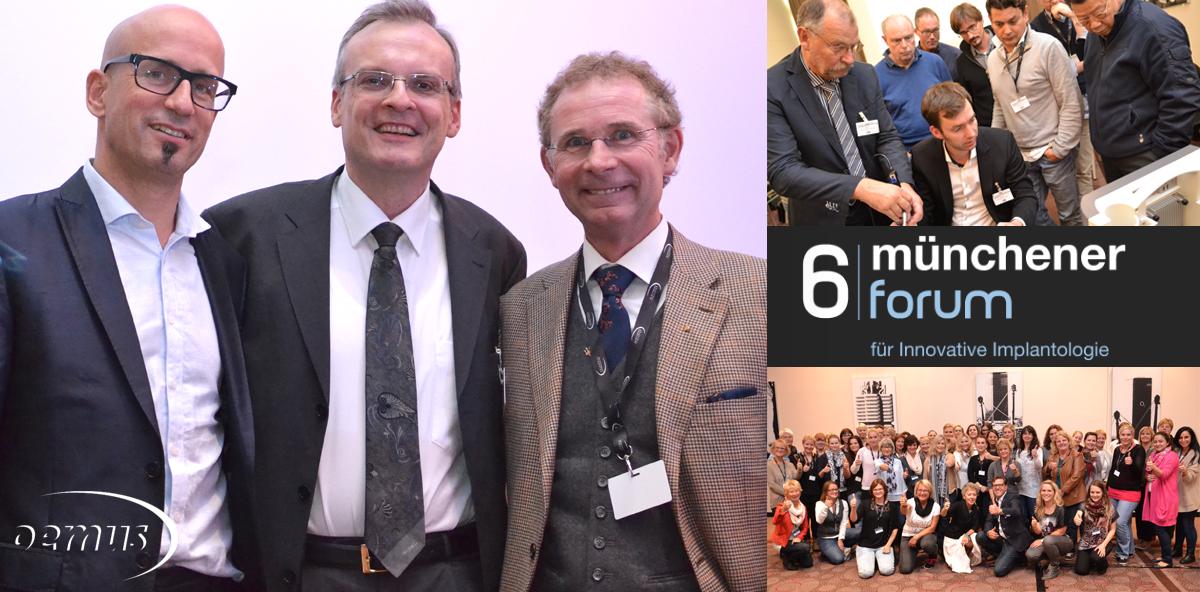 Münchener Forum für Innovative Implantologie
