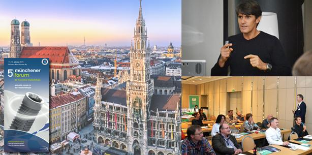5. Münchener Forum für Innovative Implantologie