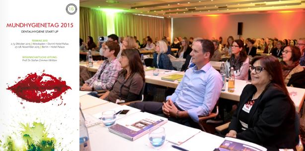 2. MUNDHYGIENETAG 2015 in Wiesbaden erfolgreich eröffnet