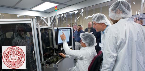 Nanoschichten aus dem 3-D-Drucker