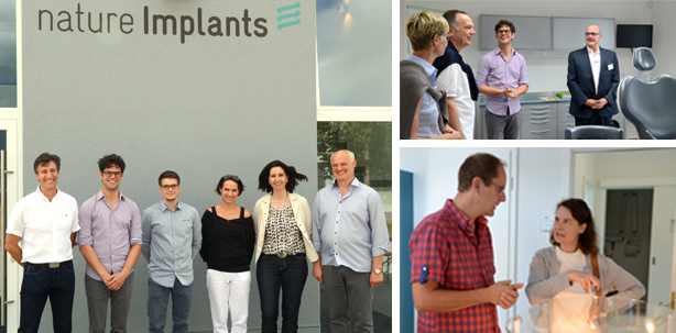 nature Implants mit neuem Firmensitz in Bad Nauheim