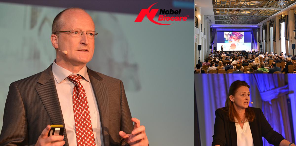 Symposium 2016: Nobel Biocare fokussiert sich auf echte Weiterentwicklungen