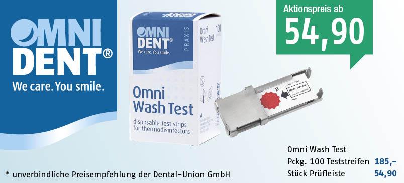 Omni Wash Test