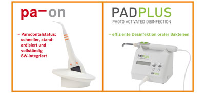 Pa-on und PADplus