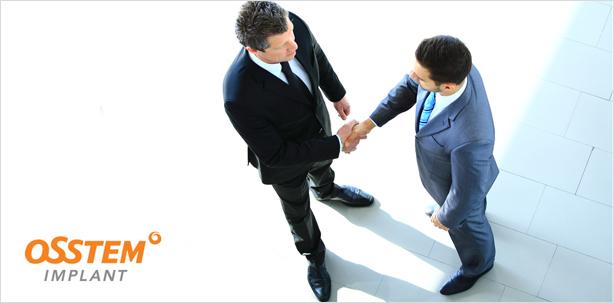 OSSTEM sucht selbstständige Handelspartner