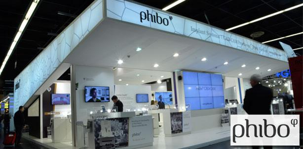 IDS 2015: Phibo glänzt mit neuen Produkten