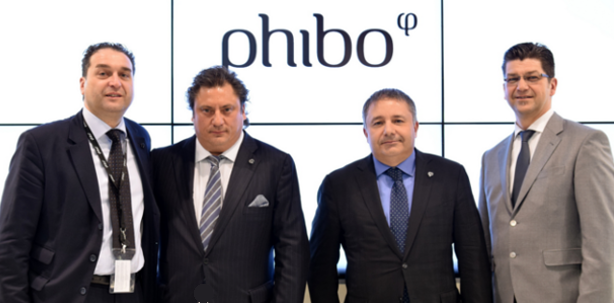 Phibo stellt Innovationen vor