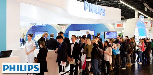 Ziel übertroffen: 10.000 IDS-Besucher testeten innovativen Philips-Produkte