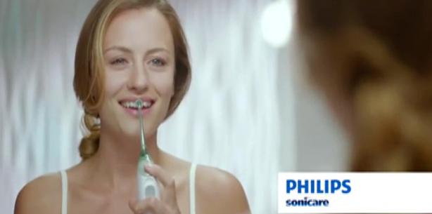 Philips Sonicare startet TV-Kampagne für Sonicare AirFloss
