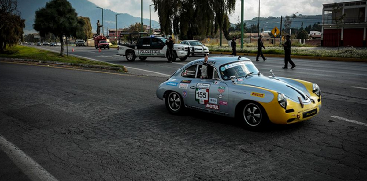 Die Carrera Panamericana 2016