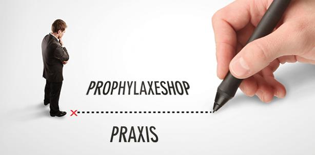 Rechtliche Gegebenheiten bei Prophylaxe & Co.