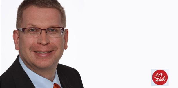 Neuer Geschäftsführer für Dr. Liebe Nachf. GmbH & Co. KG
