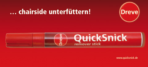 QuickSnick remover stick