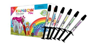 Rainbow Flow Super 6 (Farben)
