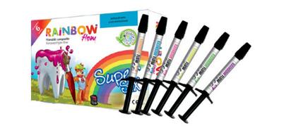 Rainbow Flow Super 6 (Farben)