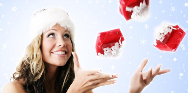 Weihnachten: Schenken macht glücklich