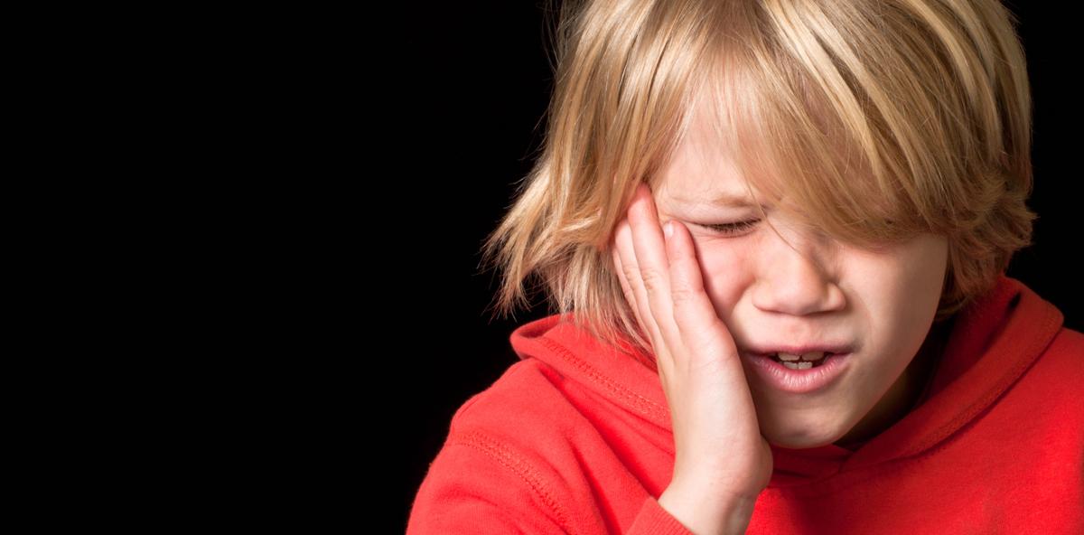 Schmerzwahrnehmung bei Kindern