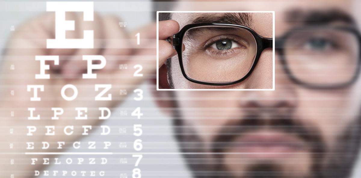 Mundgesundheit beeinflusst das Sehvermögen