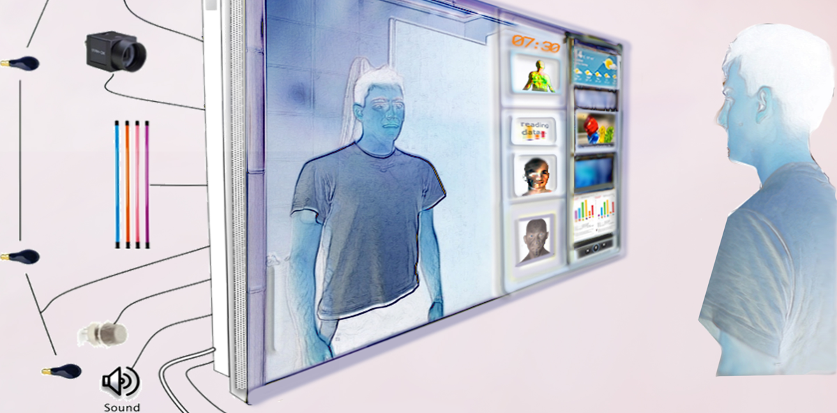 Hightech-Spiegel stellt Diagnose auf einen Blick