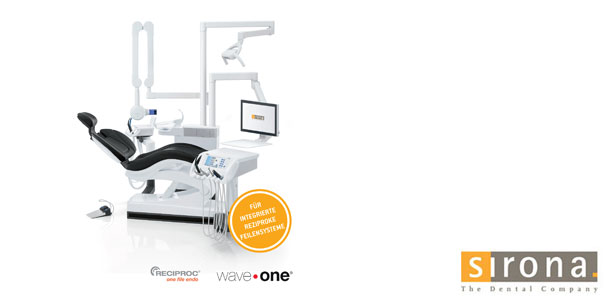 Experten-Team in der Endodontie – Kooperation zwischen Sirona, Dentsply und VDW