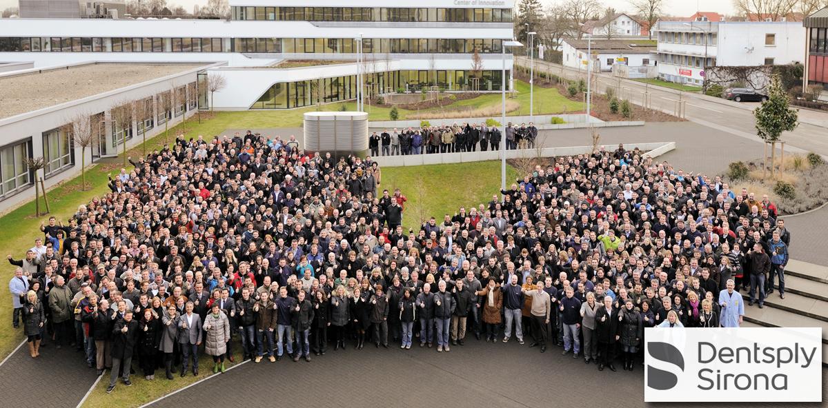 """Dentsply Sirona ist erneut """"Top Employer Deutschland Ingenieure 2017"""""""