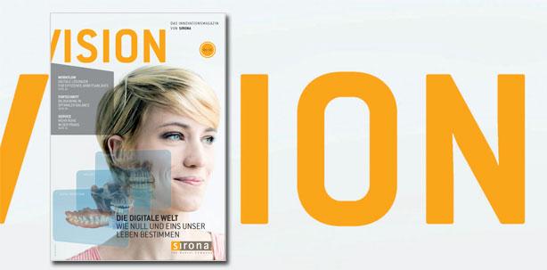 Sirona-Kundenmagazin VISION gewinnt FOX AWARD in zwei Kategorien